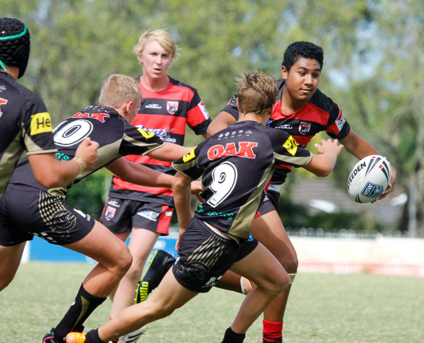 Image: Harold Matthews Cup - Round 6 - 2016 - North Sydney Bears V Penrith Panthers