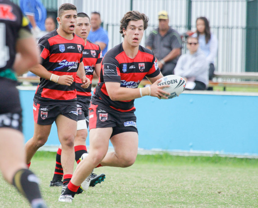 Image: SG Ball - Round 6 - 2016 - North Sydney Bears V Penrith Panthers