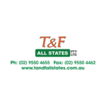 Logo: T&F All States