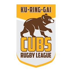 Ku-Ring-Gai Cubs Rugby League Logo