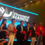 Image: The Thousand Hands App Launches in Malaysia.