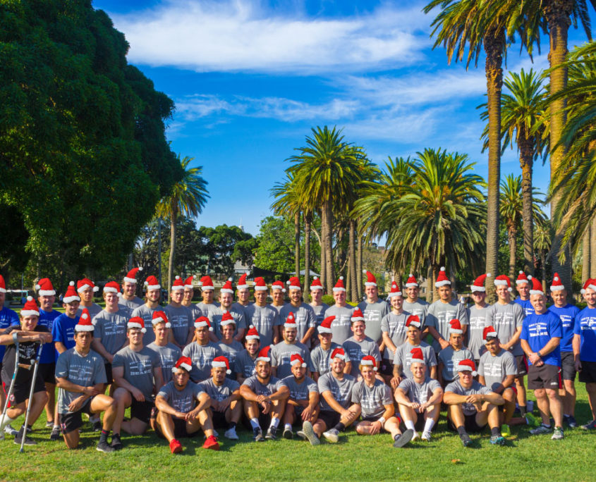 Merry Christmas from the North Sydney Bears
