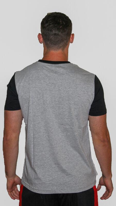 Bears T-Shirt Two Tone back