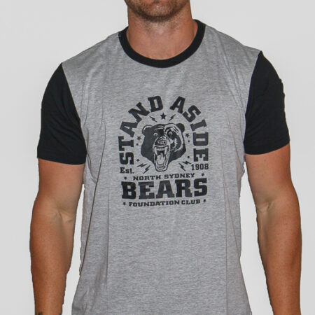 Bears T-Shirt Two Tone