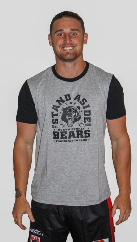 Bears T-Shirt Two Tone