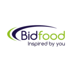 Logo: Bid Food - inspired by you.