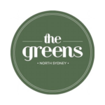 Logo: The Greens North Sydney