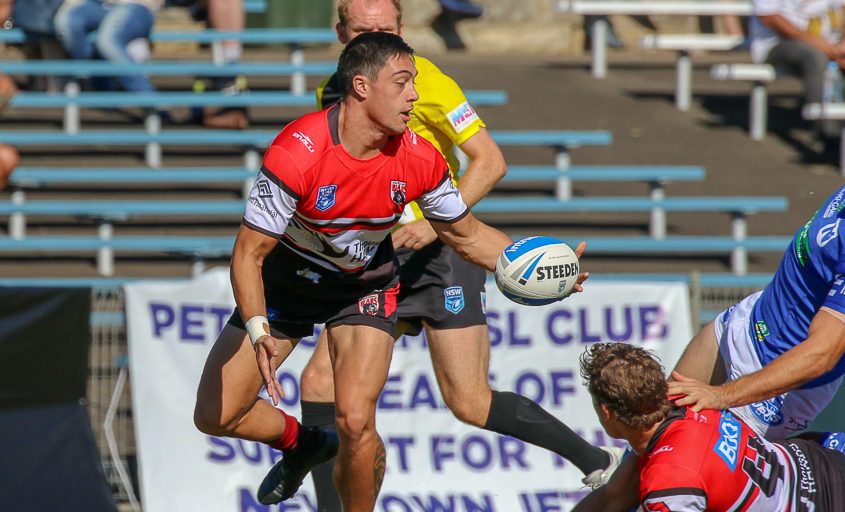 Image: 1st Leg | Frank Hyde Shield | NSW Rugby League Senior Competition