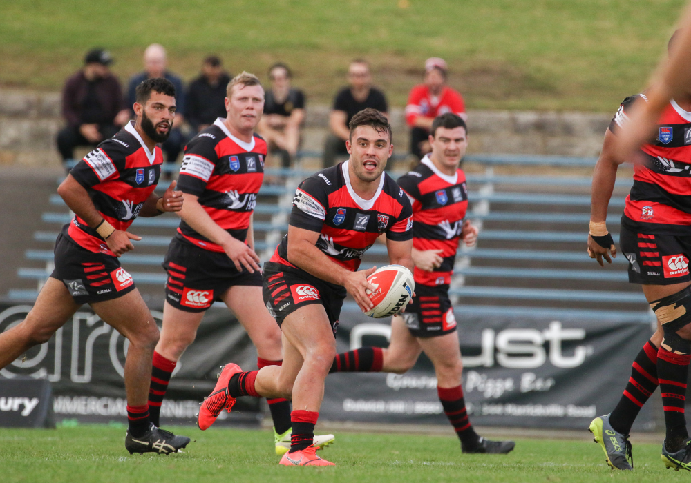 Canterbury Cup NSW Match Report: Bears Vs Wenty